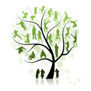 How to personally benefit from starting your family tree.