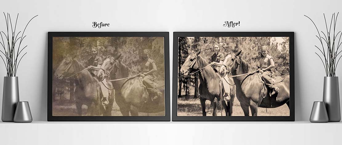 restored-photo-of-norma-and-edythe-on-horseback