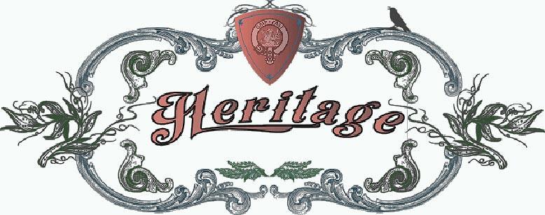 heritage logo poster