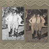 Photo Restoration Example 02