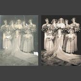 Photo Restoration Example 06